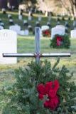 Remembering veterans Royalty Free Stock Photos