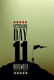 Remembrance day - 11 november - lest we forget Royalty Free Stock Image