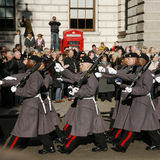 Remembrance Day Parade, 2012 Royalty Free Stock Photography