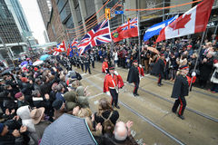Remembrance Day 2013 Stock Photography