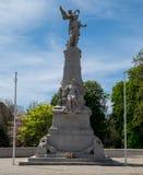 Remembrance Memorial Calais Royalty Free Stock Photography