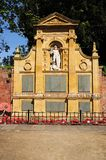 Remembrance monument, Lichfield, UK. Stock Images