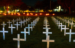 Remembrance Park Stock Photography