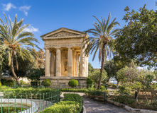 The Remembrance Temple. In Valletta Malta Stock Image