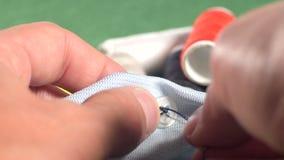 Remet le bouton ON de couture clips vidéos