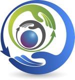 Remet le logo illustration libre de droits