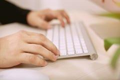 remet taper de clavier image libre de droits