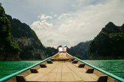 Remi la barca Fotografie Stock Libere da Diritti