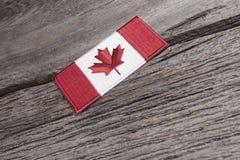 Remiendo de la bandera Imagen de archivo libre de regalías