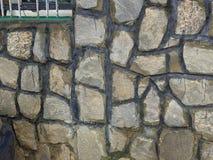 Remiendos de piedra de la roca Fotografía de archivo