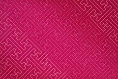 Remiendos rosados del fondo Foto de archivo