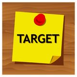 Reminder paper word think target vector. Vector Illustration. Reminder paper word target vector. Vector Illustration. EPS file available. see more images vector illustration
