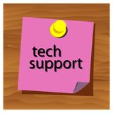 Reminder paper word tech support vector. Vector Illustration. Reminder paper wordtech support vector. Vector Illustration. EPS file available. see more images royalty free illustration