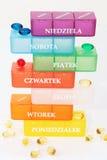 Reminder about pills. Reminder boxes about taking pills Royalty Free Stock Photo