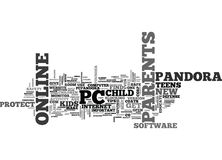 A Reminder To Parents Holiday Gifts Can Open Pandora S Box Protect Your Child S New Pcword Cloud Stock Photos