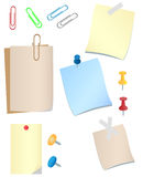 Reminders Stock Image