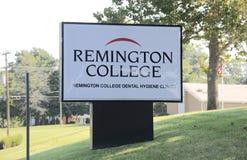 Remington College Jackson, TN immagine stock