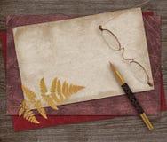 reminiscencia Imagen de archivo libre de regalías