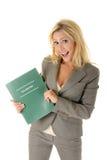 Remise d'impôts ! Images libres de droits