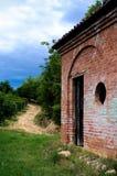 Remise dans les vignobles Photo libre de droits