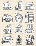 remisu śliczny dom Ilustracja Wektor