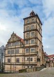 Remkasteel, Lemgo, Duitsland royalty-vrije stock afbeeldingen