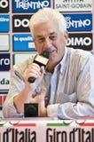 Remo Mosna Photographer Giro d'Italia Royalty Free Stock Image