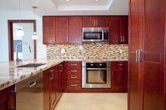 Remodeled кухня Стоковая Фотография RF