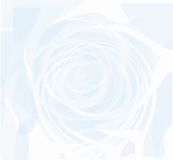Remolino azul claro Foto de archivo libre de regalías