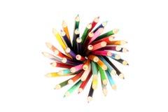 Remolino de colores Fotografía de archivo libre de regalías