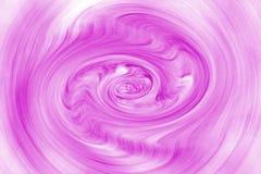 Remolino de la lila Imagen de archivo libre de regalías