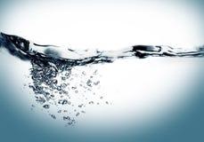 Remolino del agua Imagenes de archivo
