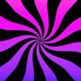 Remolino púrpura Fotografía de archivo libre de regalías
