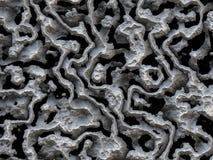 Remolinos grises del concreto del color Fotografía de archivo libre de regalías