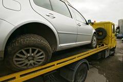Remolque del carro Foto de archivo