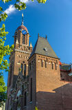 Remonstrantse Kerk, a church in Rotterdam Royalty Free Stock Photo