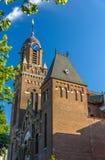 Remonstrantse Kerk, a church in Rotterdam Royalty Free Stock Photo