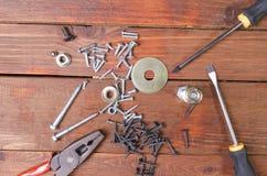 remontowi narzędzia Fotografia Stock