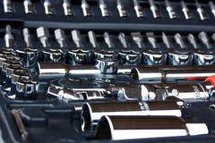 remontowi samochodów narzędzia Obrazy Royalty Free