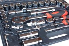 remontowi samochodów narzędzia Fotografia Stock