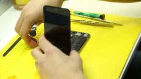 Remontowy sklep wynosi napraw? smartphones zbiory