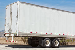 Remorque de camion Image stock