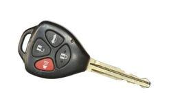 Remote автомобиля ключевой Стоковые Изображения