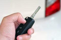 remote автомобиля ключевой Стоковая Фотография