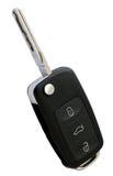 remote ключа управлением автомобиля Стоковые Изображения RF