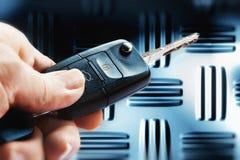 remote ключа управления Стоковая Фотография RF