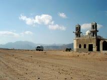remote мечети Стоковые Фото