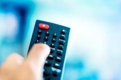 Remote ТВ Стоковое Изображение