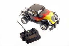 remote управлением автомобиля стоковое фото rf