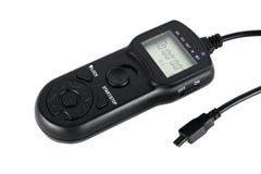 Remote штарки интервала для цифровой фотокамера Стоковое фото RF
